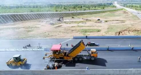 山西1至10月完成公路建设246.2亿 提前完成任务