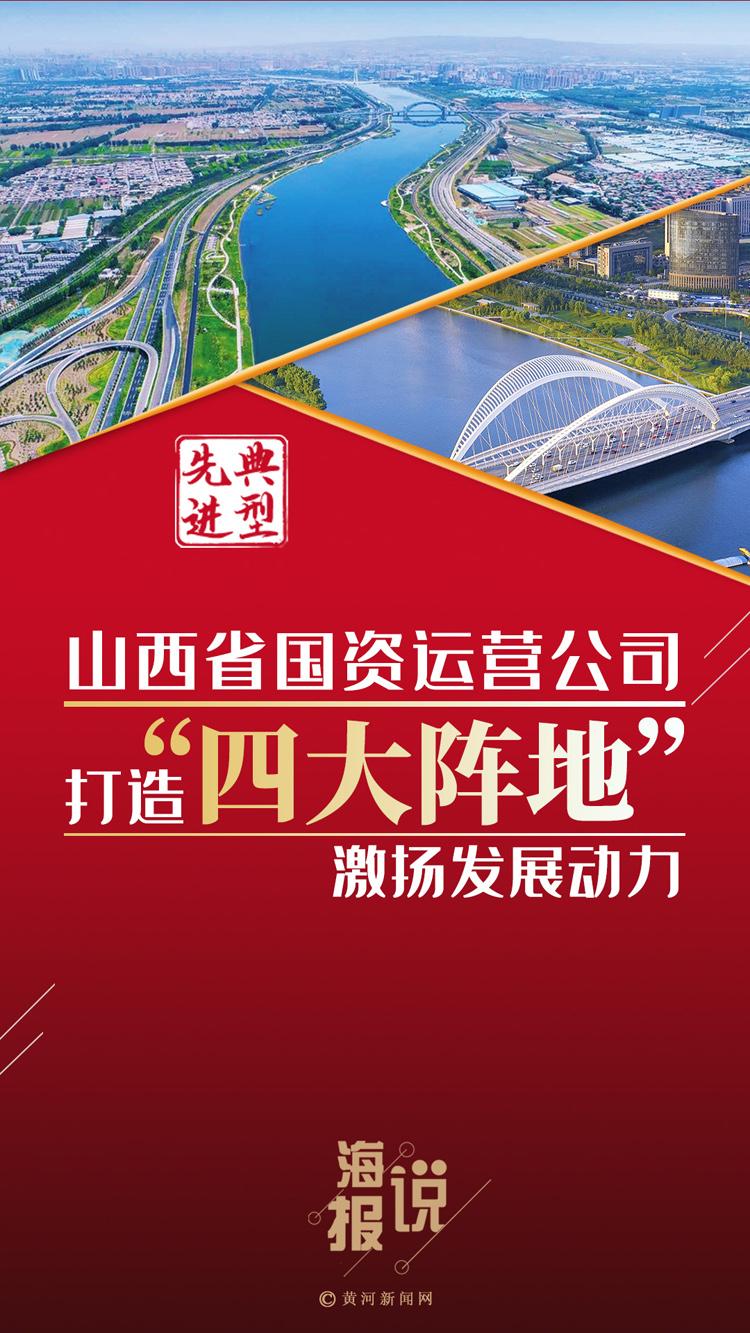 """【先进典型】山西省国资运营公司:打造""""四大阵地"""",激扬发展动力"""